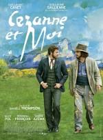Cézanne ve Ben (2016) afişi