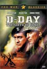 D-day The Sixth Of June (1956) afişi