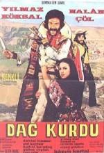 Dağ Kurdu (1973) afişi