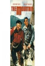 The Mountain (1956) afişi