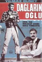 Dağların Oğlu (1965) afişi