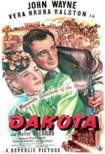 Dakota (1945) afişi