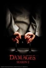 Damages (2009) afişi
