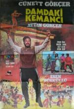 Damdaki Kemancı (1972) afişi