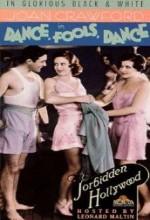 Dance, Fools, Dance (1931) afişi