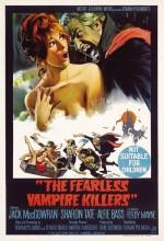 Dance of the Vampires (1967) afişi