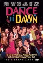 Dance 'Til Dawn (1988) afişi
