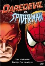 Daredevil vs. Spider-Man (1994) afişi