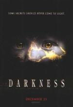 Darkness (2002) afişi