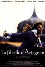 D'Artagnan'ın Kızı (1994) afişi