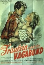 Das Fraulein Und Der Vagabund (1949) afişi