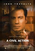 Dava (1998) afişi