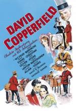 David Copperfield (1935) afişi
