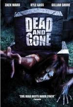 Dead And Gone (2008) afişi