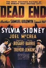 Dead End (1937) afişi