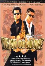 Dead Or Alive: Hanzaisha (1999) afişi