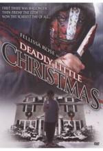 Deadly Little Christmas (2009) afişi