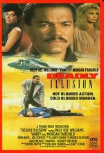 Deadly ıllusion (1987) afişi