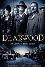 Deadwood (2006) afişi