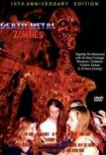 Death Metal Zombies (1994) afişi