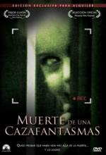 Death Of A Ghost Hunter (2007) afişi