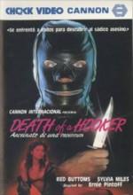 Death Of A Hooker (1971) afişi
