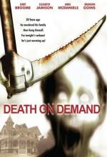 Death On Demand (2008) afişi