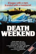 Death Weekend (1976) afişi