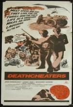 Deathcheaters (1976) afişi