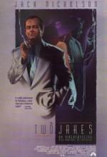 Dedektif Jake (1990) afişi