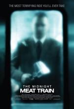 Dehşet Treni (2008) afişi
