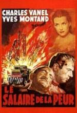 Dehşet Yolcuları (1953) afişi