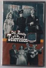 Del Rancho A La Televisión (1953) afişi