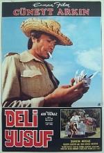 Deli Yusuf (1975) afişi