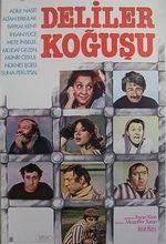 Deliler Koğuşu (1981) afişi