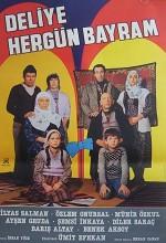 Deliye Hergün Bayram (1985) afişi