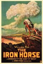 Demir At (1924) afişi