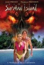 Demon Island (2002) afişi