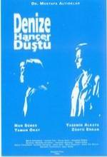 Denize Hançer Düştü (1992) afişi