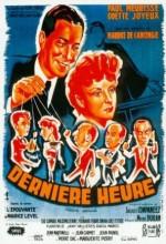 Dernière Heure, édition Spéciale (1949) afişi