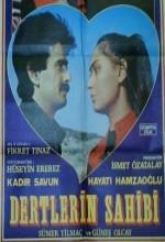 Dertlerin Sahibi (1984) afişi