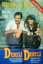 Dertli Dertli (1987) afişi