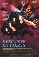 Descanse En Piezas (1987) afişi