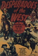 Desperadoes Of The West (1950) afişi