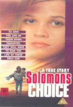 Desperate Choices: To Save My Child (1992) afişi