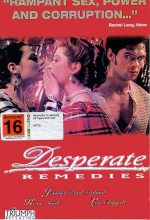 Desperate Remedies (1993) afişi