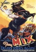Destry Rides Again (1932) afişi