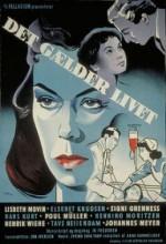 Det Gælder Livet (1953) afişi