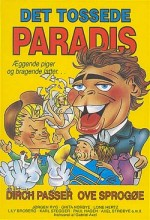 Det Tossede Paradis (1962) afişi