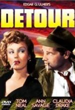 Detour (1945) afişi
